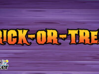Trick or Treat is Oct. 31